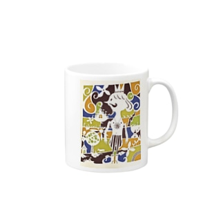 裸の王様1 Mugs