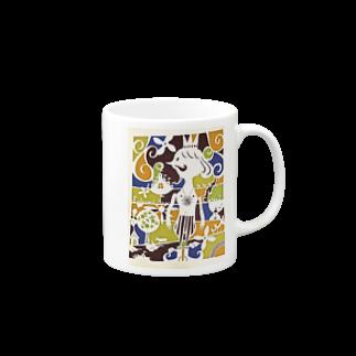 松田圭一郎の裸の王様1 Mugs