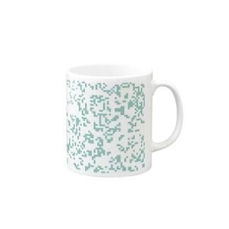 Game of Life(Green) Mugs