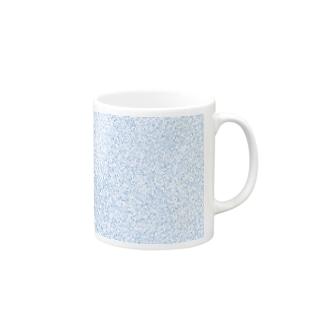 Game of Life(Sky Blue) Mugs