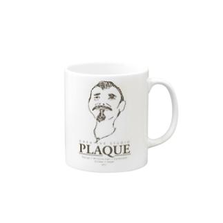PLAQUE MAG(PL1600501) Mugs