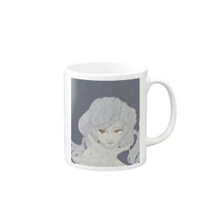 人魚 Mugs