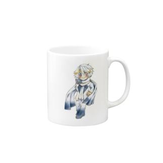 アイとザネリ デフォルメ Mugs