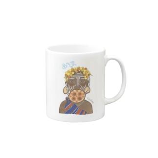 ムルシ族 Mugs