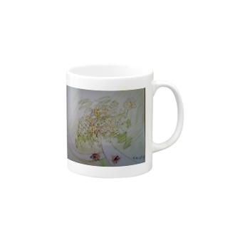たんぽぽ Mugs
