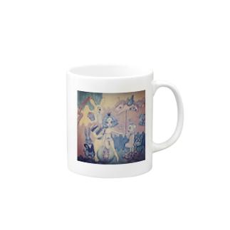 サーカスの夢2 Mugs