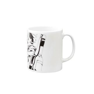 神様日誌 Mugs