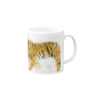 タイガー マグカップ
