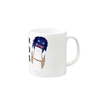 ユリンさんデザイン(地域別バージョン) Mugs