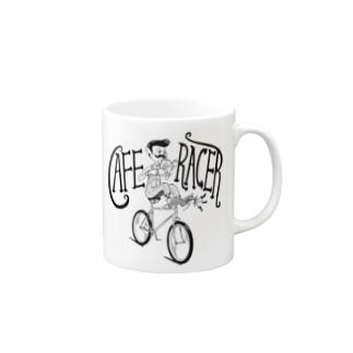 """CAFE RACER"" Mug"