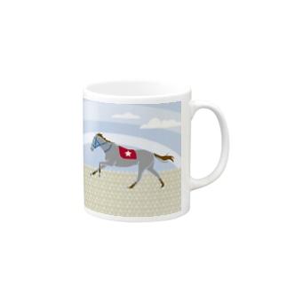 ペアマグカップ(ダート) Mugs