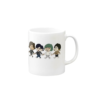 いつメン Mugs