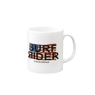 SURF RIDER Mug