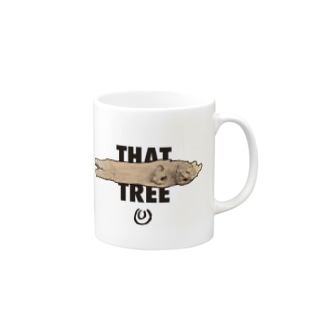 例の木 Mugs