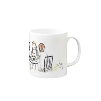 ムラナギ/ヌガーポップ Mug