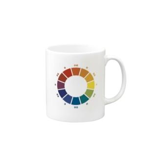 色相図 Mugs