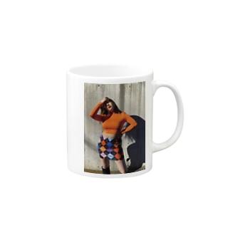 ALEX ³ オフィシャル グッズ Mugs
