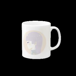 crouton-Z1のピアスちゃん Mugs