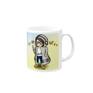 ぱいぱい Mugs
