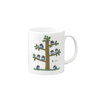 LOVEBIRD BOTAN Tree Mugs