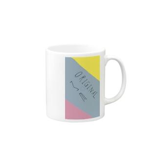 ORIGINAL ME 2 Mugs