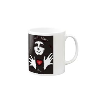 フレディ? Mugs