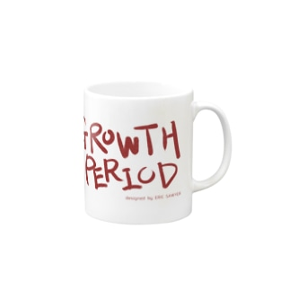 成長期 Mugs