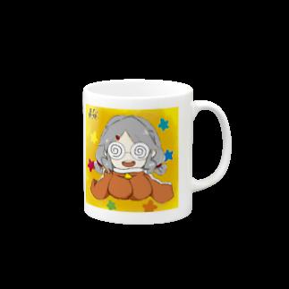 とらこの関東まなかちゃんマグカップ Mugs