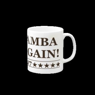 your mvのMSGA_BK マグカップ
