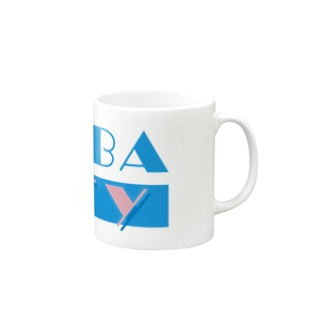 SAMBA CITY マグカップ