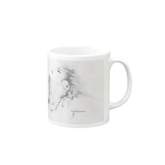 MJ天使 Mugs