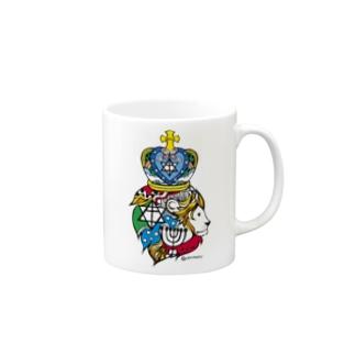 Lion マグカップ
