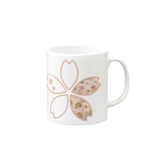 さくらさくら Mugs