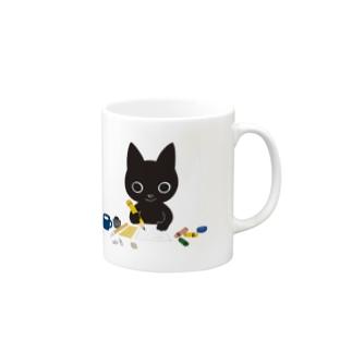 カネコサヤカのおてがみ Mugs