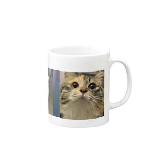 きなこ つくね あずき Mugs