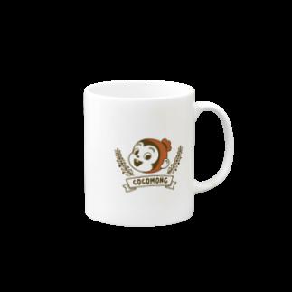 ココモンのココモンマグカップ_B マグカップ