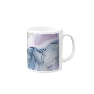 波打ち際 Mugs