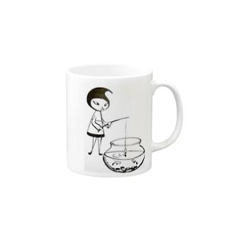 Pixlast(Ramil〈ラミル〉)釣りver. Mugs