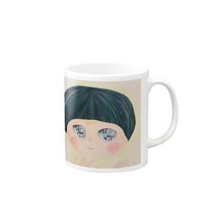 きらきらおめめちゃん Mugs