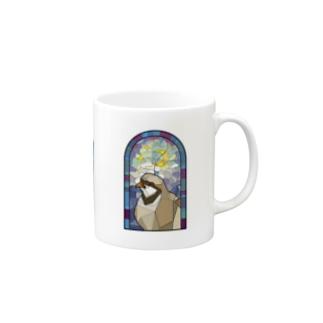 聖イワシャコ教会 Mugs