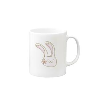 れいうさ Mugs