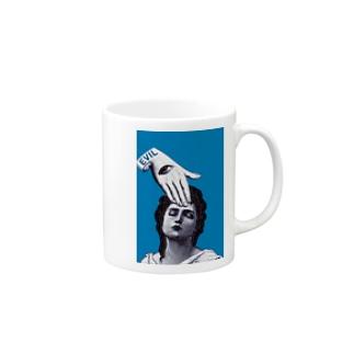 エビル Mugs