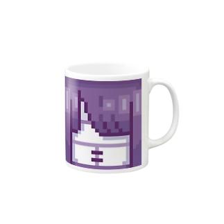 メンヘラちゃん(ドット) Mugs