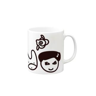 Kekyo & Yoritan RECORDS -Logo Mugs