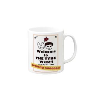 THE TYNC [Coming Soon ! - ROSE2]  マグカップ