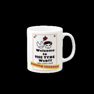 Kekyo & Yoritan RECORDSのTHE TYNC [Coming Soon ! - ROSE2]  Mugs