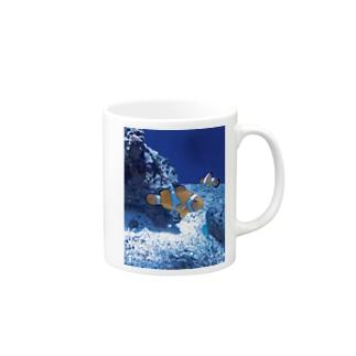 クマノミ Mugs