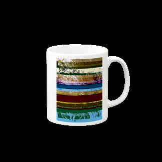レオナのGlitch(Maidenhair Tree) Mugs