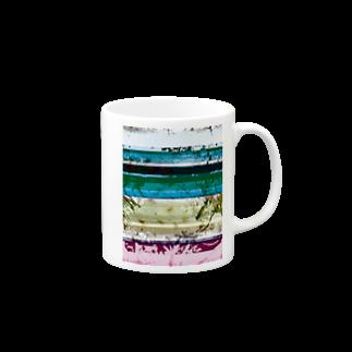 レオナのGlitch(SAKURA) Mugs