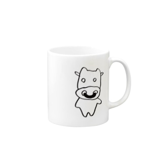 うしさんチーム Mugs
